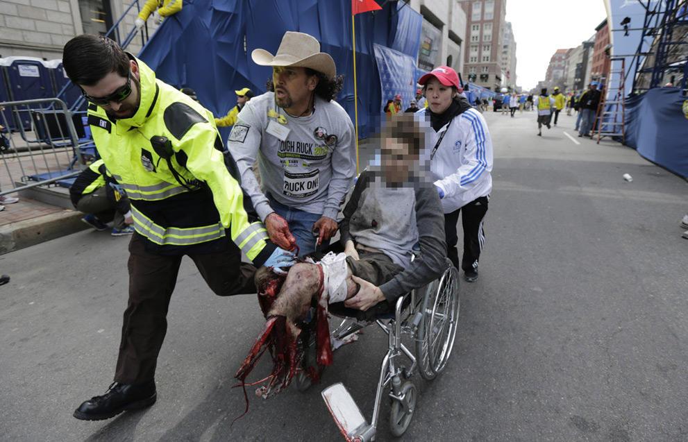 s b08 53 Взрыв на марафоне в Бостоне   первый теракт в США после 9/11