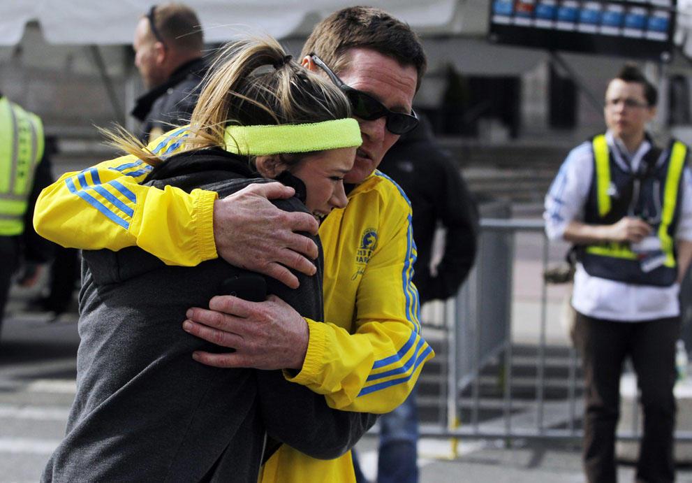 s b11 0R Взрыв на марафоне в Бостоне   первый теракт в США после 9/11