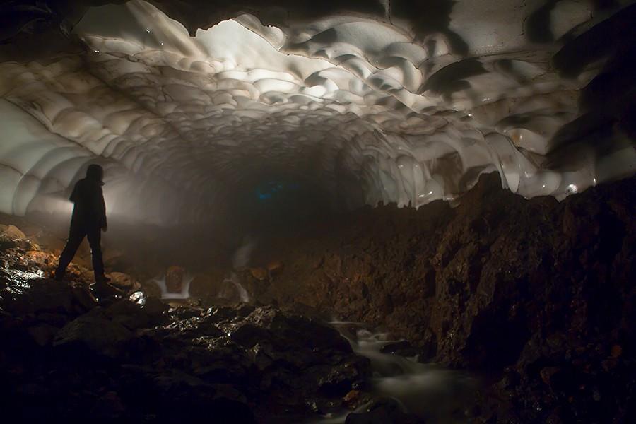 snowcaves18 Снежные пещеры Камчатки