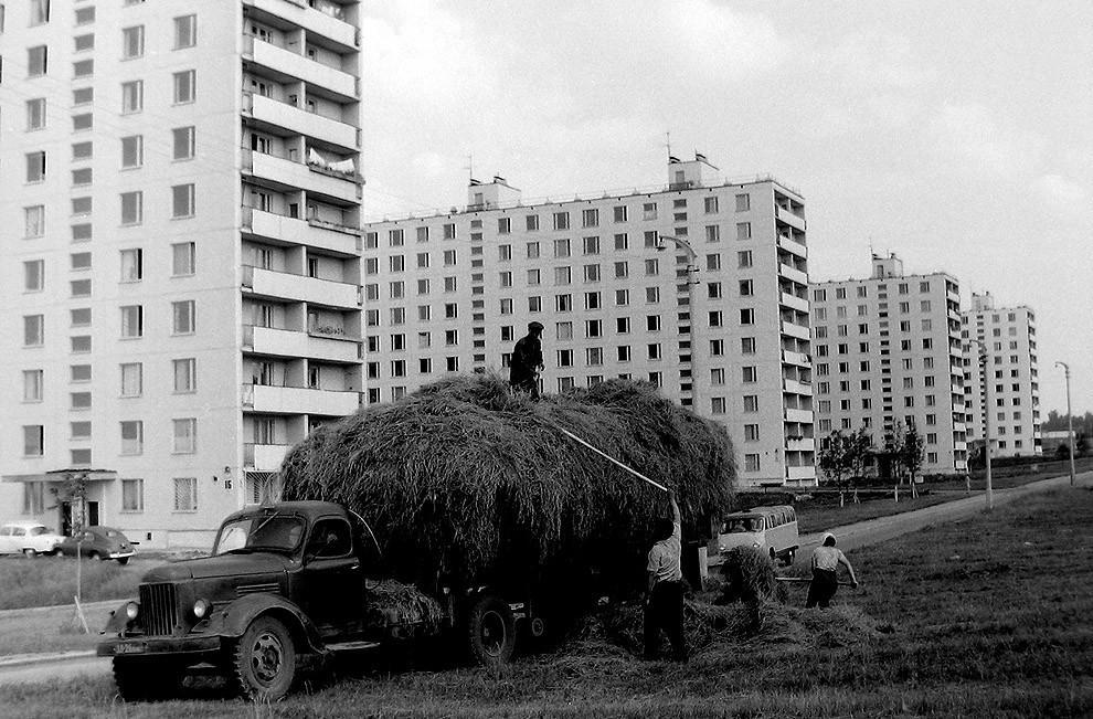 swmsk01 Москва Юго Западная, 1970 72 гг.