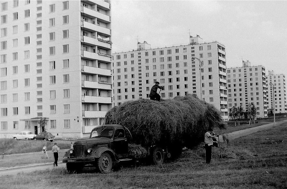 swmsk02 Москва Юго Западная, 1970 72 гг.