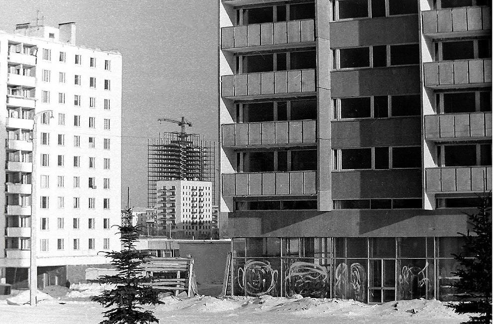 swmsk06 Москва Юго Западная, 1970 72 гг.