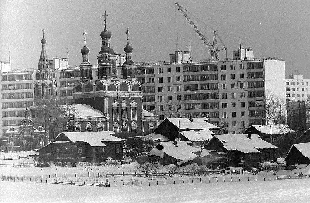swmsk18 Москва Юго Западная, 1970 72 гг.