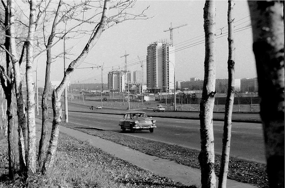 swmsk24 Москва Юго Западная, 1970 72 гг.