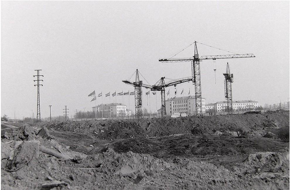 swmsk25 Москва Юго Западная, 1970 72 гг.