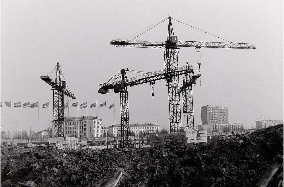 swmsk28 Москва Юго Западная, 1970 72 гг.