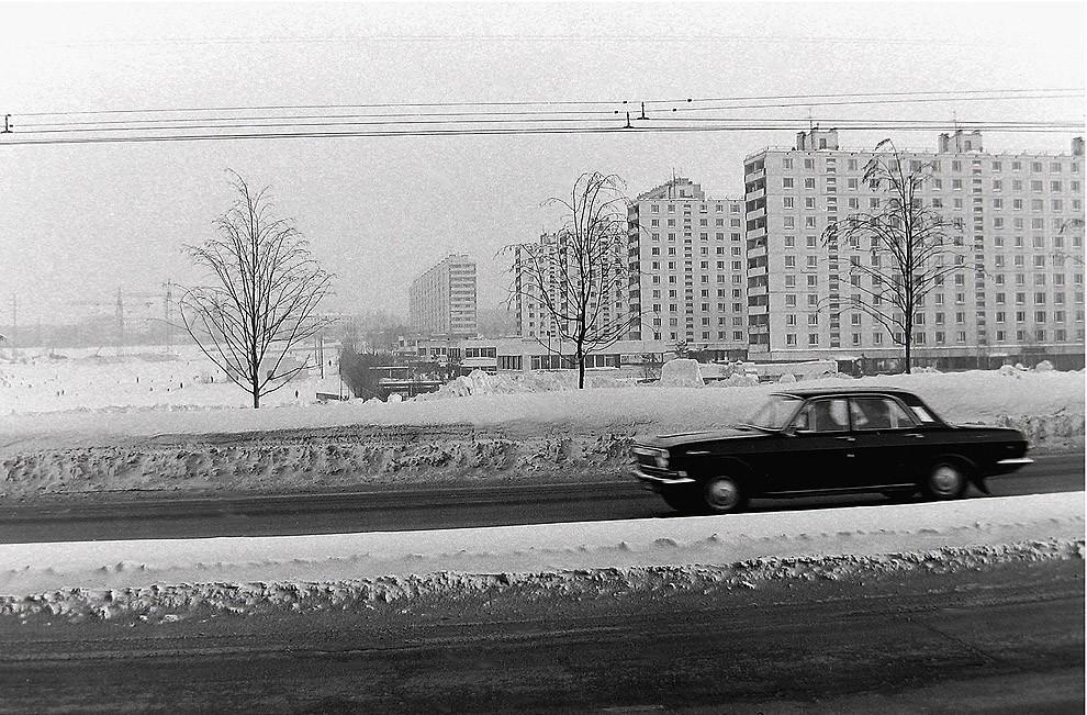 swmsk29 Москва Юго Западная, 1970 72 гг.