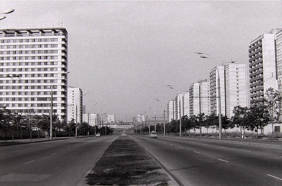 swmsk32 Москва Юго Западная, 1970 72 гг.