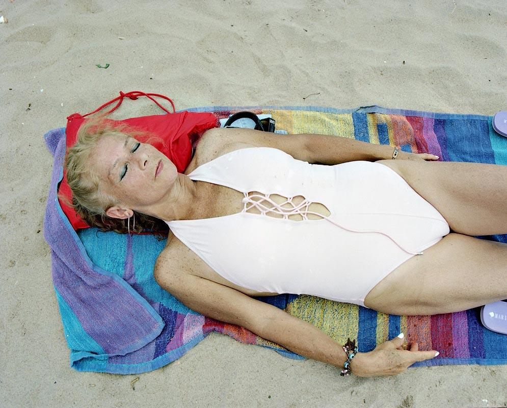 the balarina Пляжники Кони Айленда