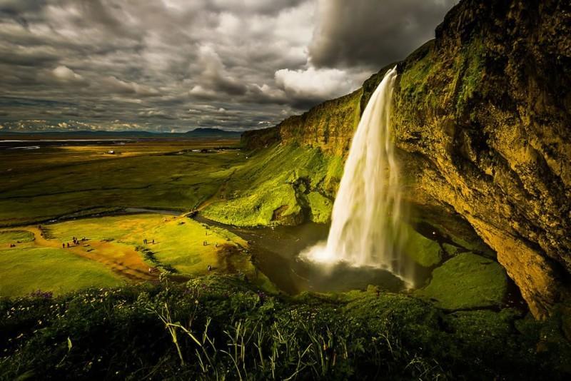 waterfalls28 800x534 Красоты водопадов Исландии в фотографиях