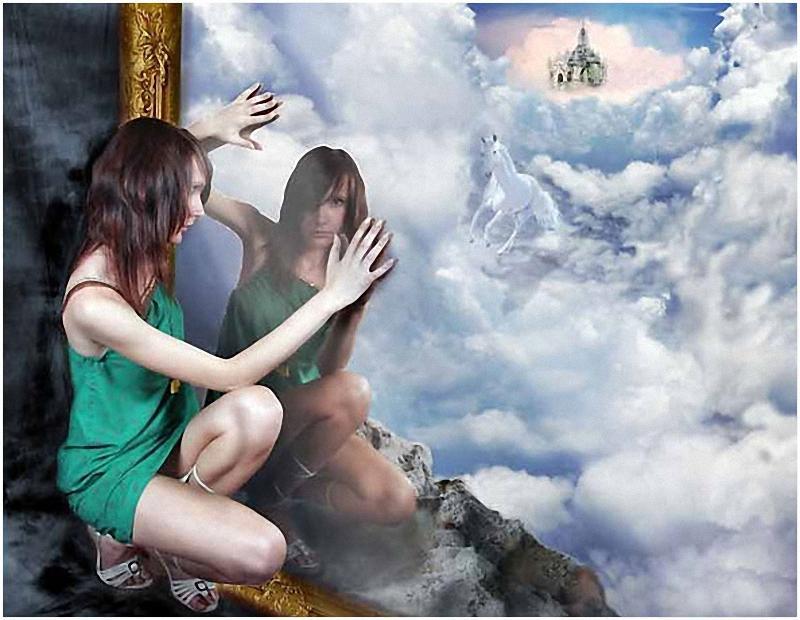 Зеркала могут сделать Вас красивее, счастливее илучше!!!