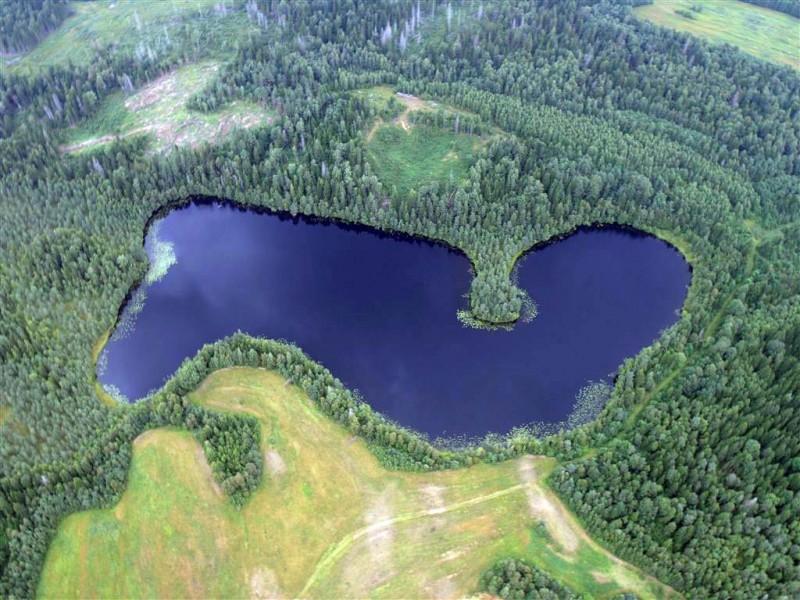 Лох-Ри и еще 8 озер с чудовищами