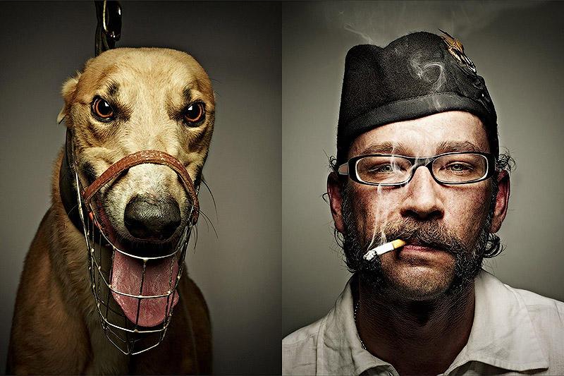 Чем больше я узнаю людей, тем больше мне нравятся собаки ...