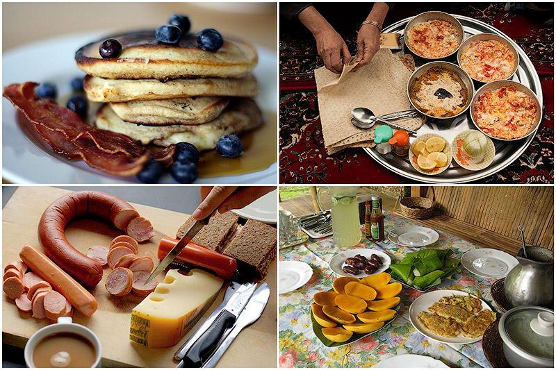 BIGPIC16 20 национальных завтраков со всего света