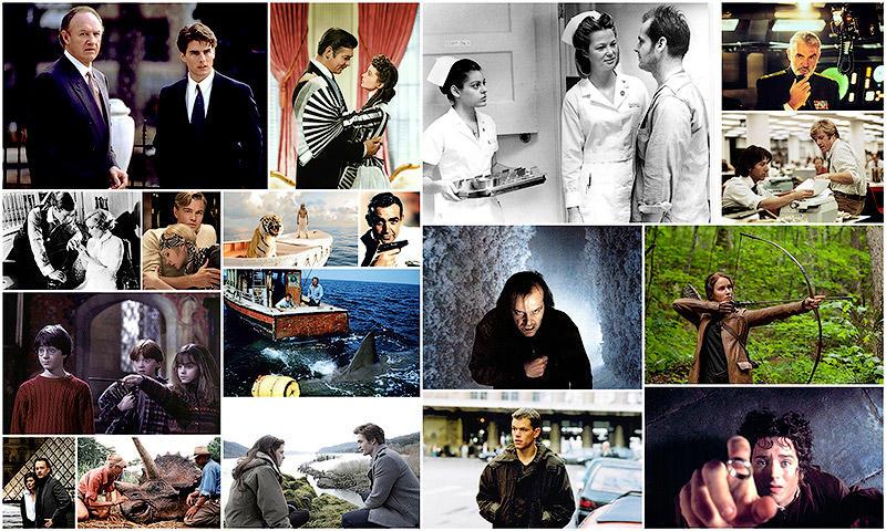 фильмы по романам