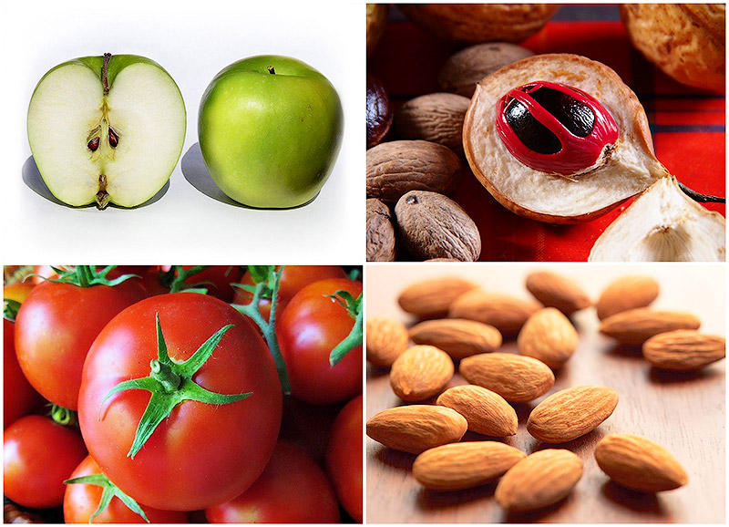 BIGPIC35 10 ядовитых фруктов и овощей, которые мы едим каждый день