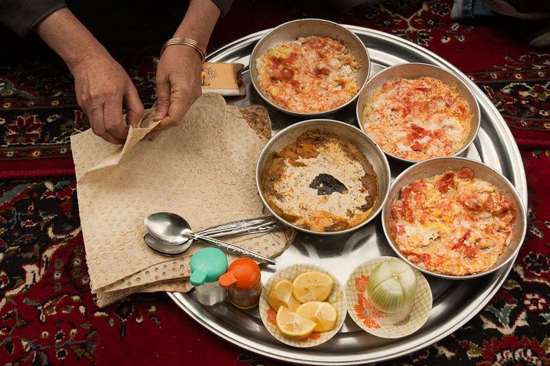 Breakfasts02 20 национальных завтраков со всего света