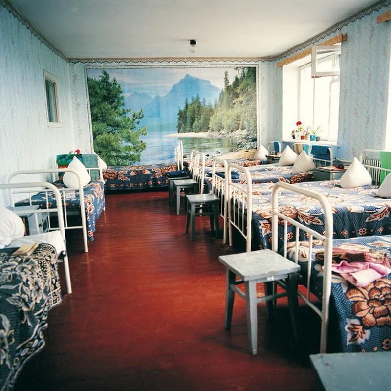 Chelbin14 Жизнь заключённых в объективе Михаль Челбин