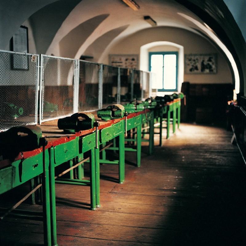 Chelbin19 Жизнь заключённых в объективе Михаль Челбин