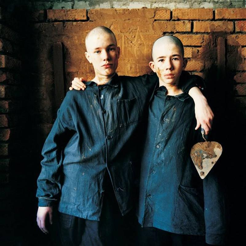 Chelbin21 Жизнь заключённых в объективе Михаль Челбин
