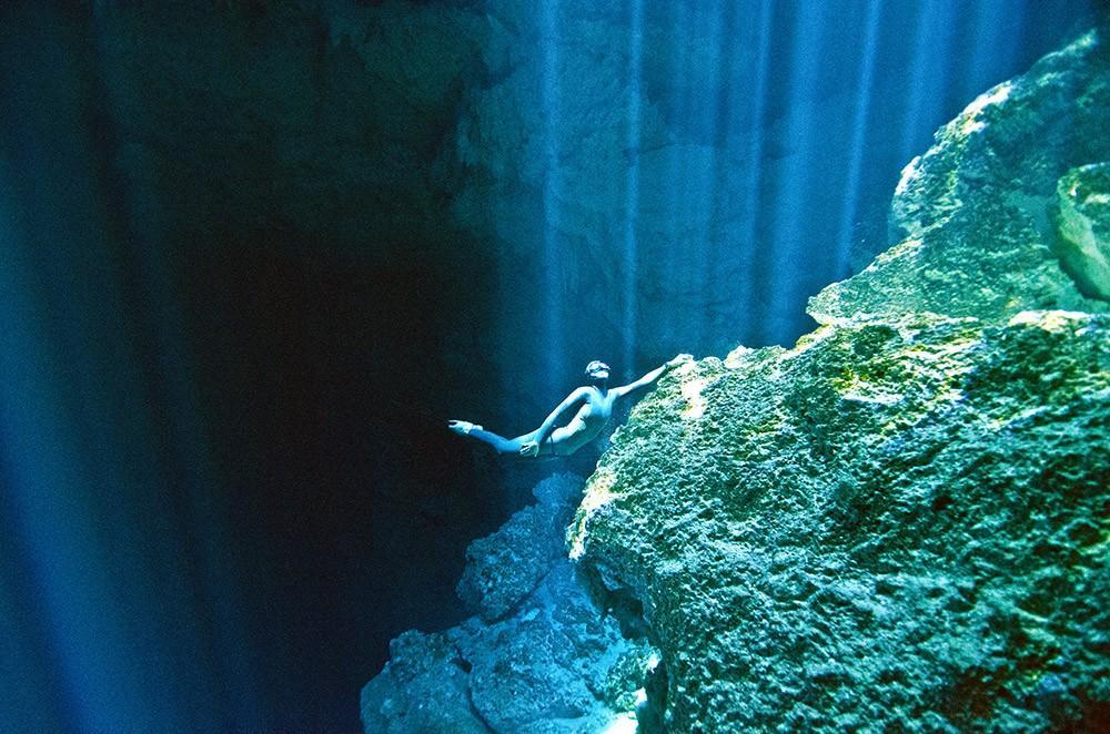 Freedive01 Остановив дыхание