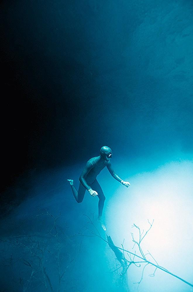 Freedive07 Остановив дыхание