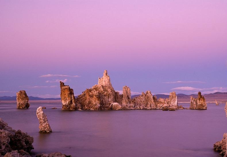 MonoLake03 Волшебные башни озера Моно