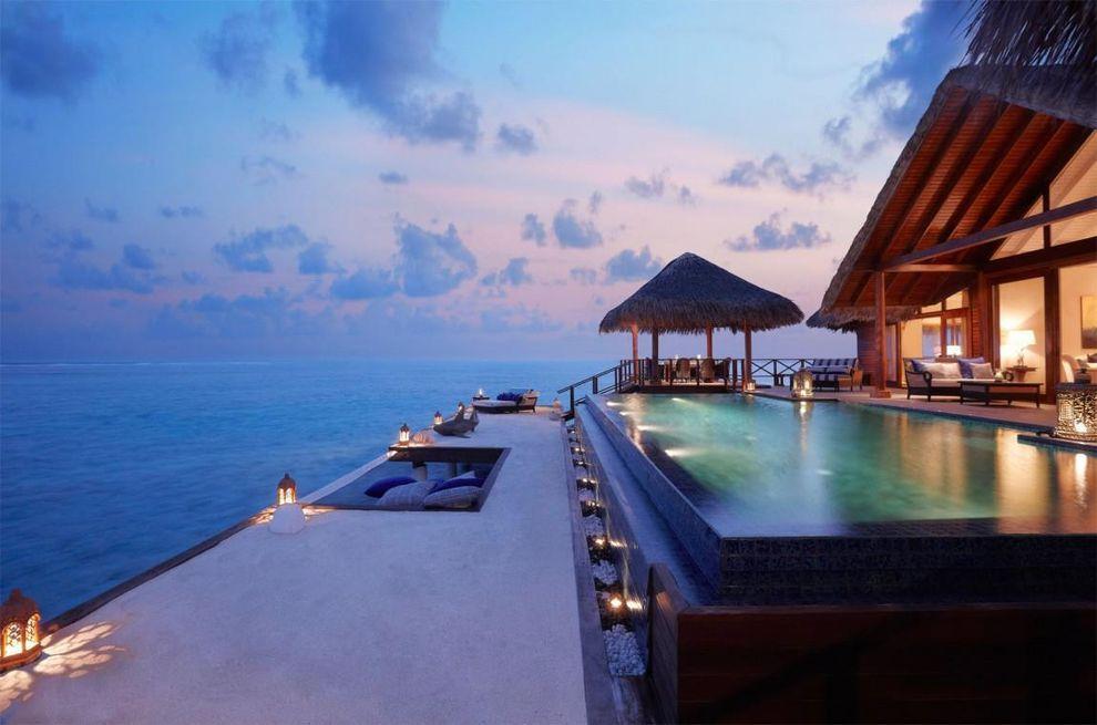 Шикарные места для отдыха прямо сейчас