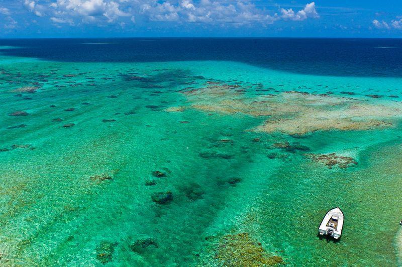 Polynesianparadise01 Полинезийский рай с высоты воздушного змея