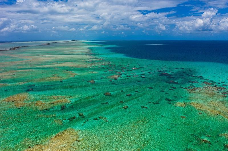 Polynesianparadise02 Полинезийский рай с высоты воздушного змея