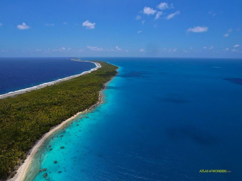 Polynesianparadise05 Полинезийский рай с высоты воздушного змея