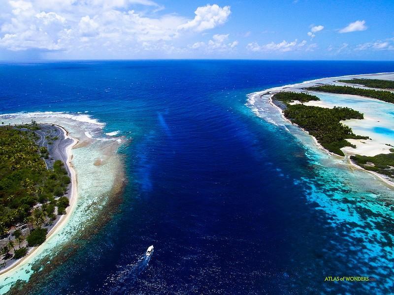 Polynesianparadise06 Полинезийский рай с высоты воздушного змея