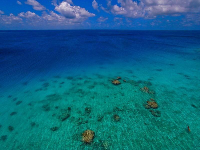 Polynesianparadise07 Полинезийский рай с высоты воздушного змея