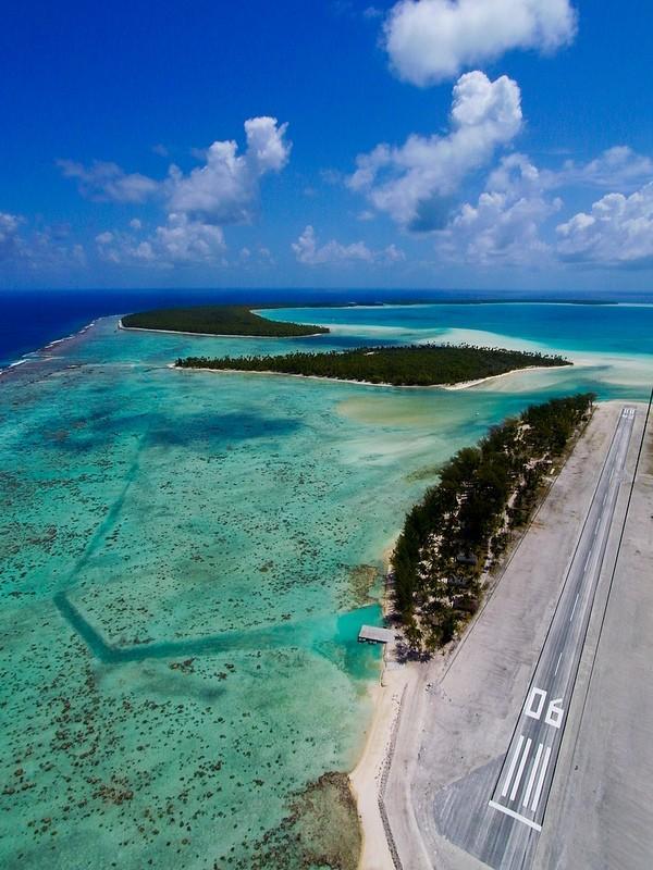 Polynesianparadise09 Полинезийский рай с высоты воздушного змея