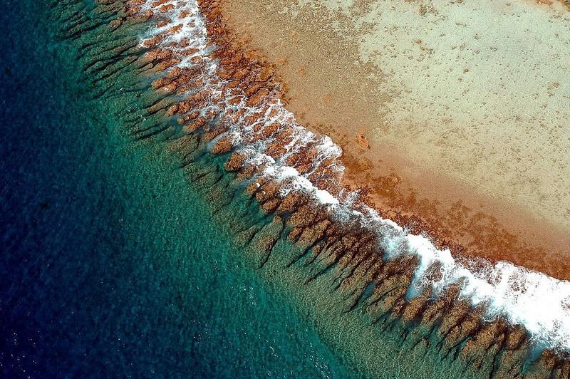 Polynesianparadise11 Полинезийский рай с высоты воздушного змея