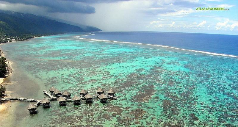 Polynesianparadise14 Полинезийский рай с высоты воздушного змея