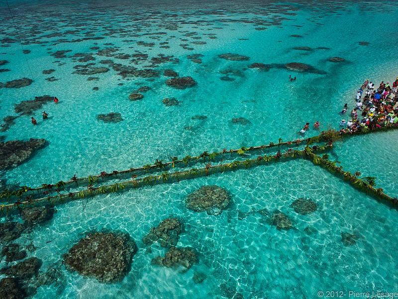 Polynesianparadise17 Полинезийский рай с высоты воздушного змея