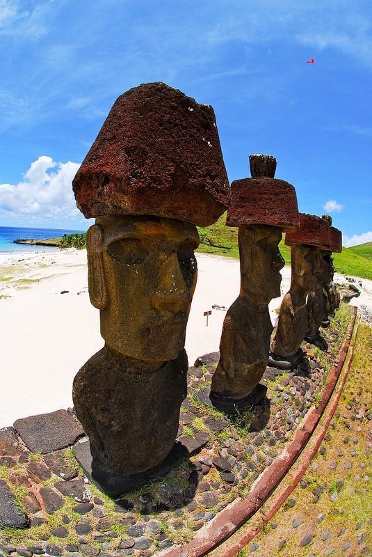 Polynesianparadise19 Полинезийский рай с высоты воздушного змея