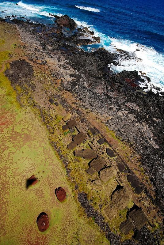 Polynesianparadise20 Полинезийский рай с высоты воздушного змея