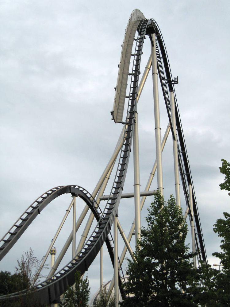 Rollercoaster01 10 самых страшных американских горок в мире