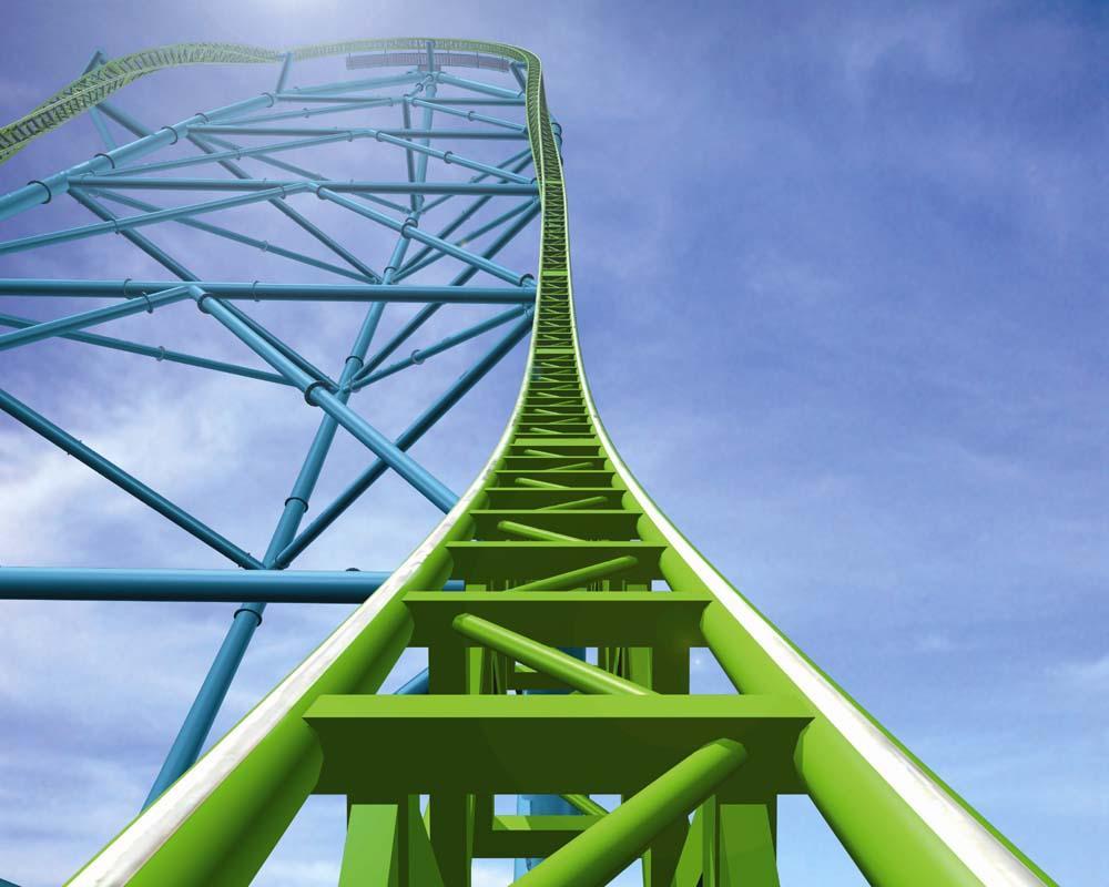 Rollercoaster04 10 самых страшных американских горок в мире