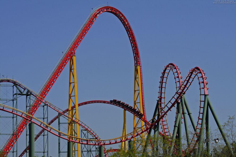 Rollercoaster05 10 самых страшных американских горок в мире