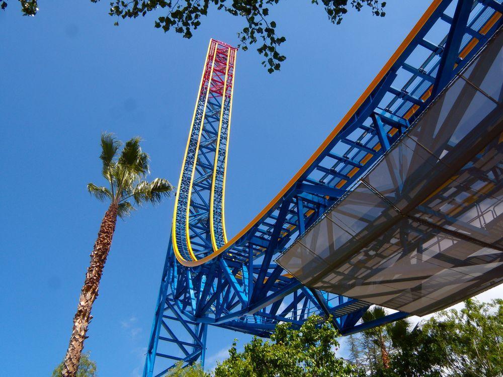 Rollercoaster07 10 самых страшных американских горок в мире
