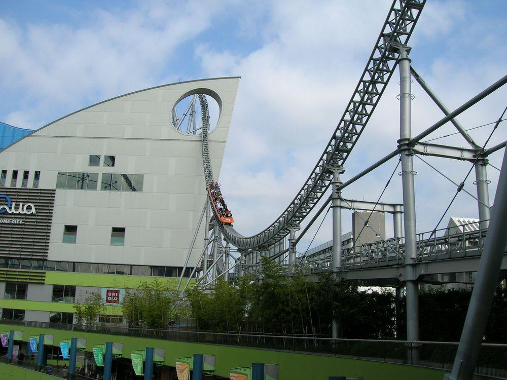 Rollercoaster08 10 самых страшных американских горок в мире