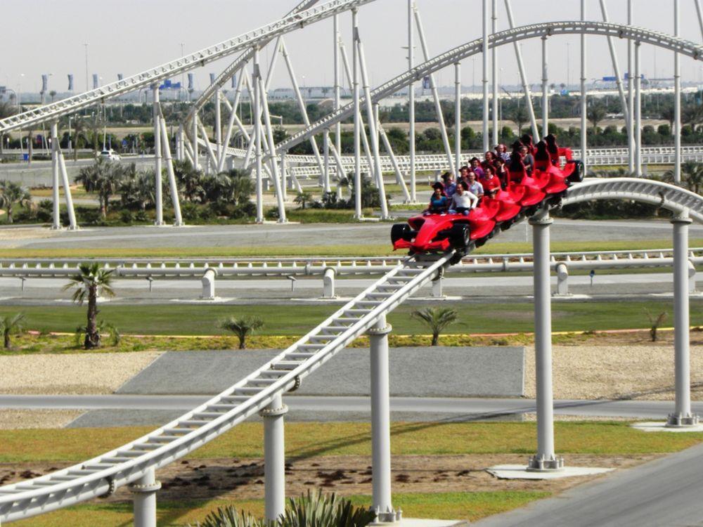Rollercoaster09 10 самых страшных американских горок в мире