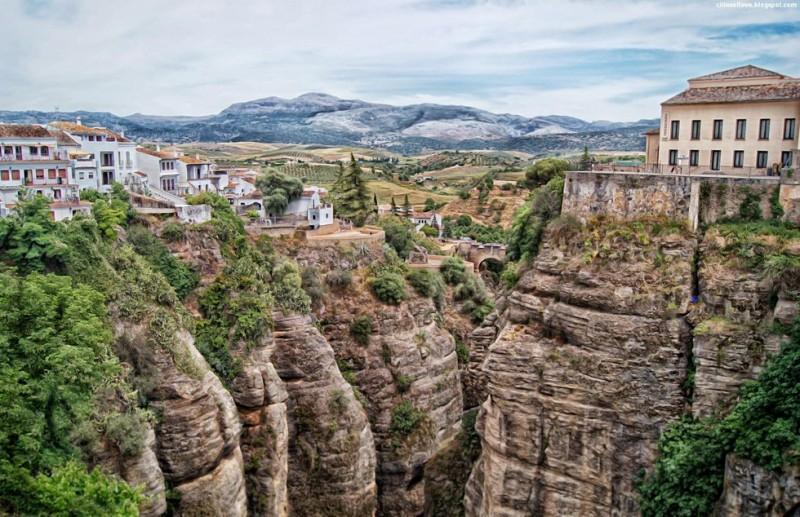 Ronda 4 800x517 Ронда: город на скалах и душа Андалусии