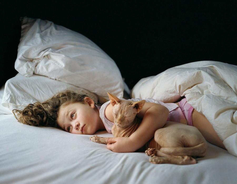 Schwartz02 Мир Амелии   девочка и ее животные
