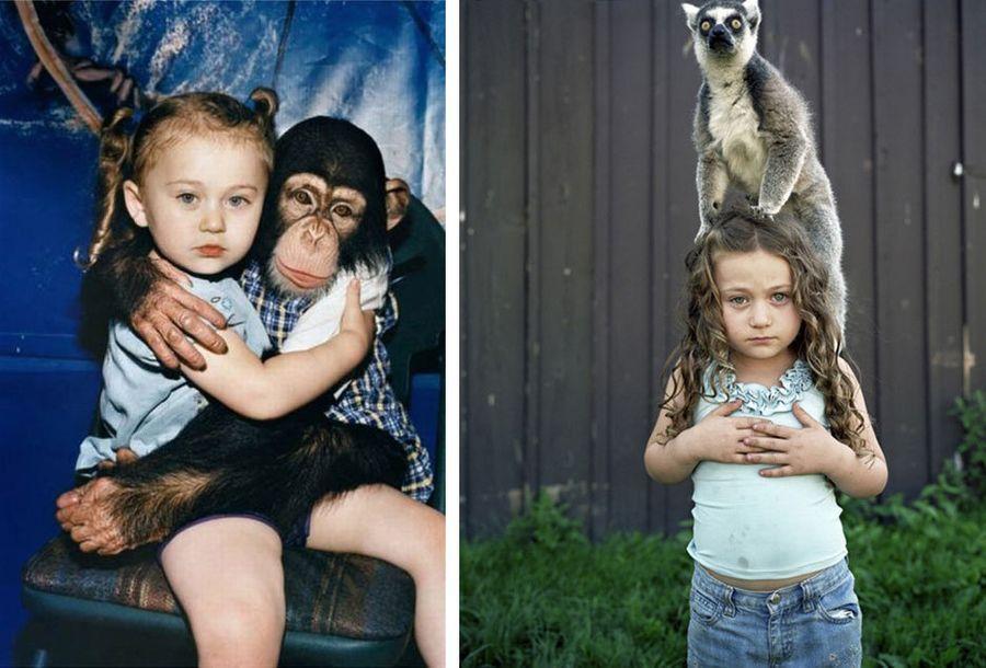 Schwartz03 Мир Амелии   девочка и ее животные