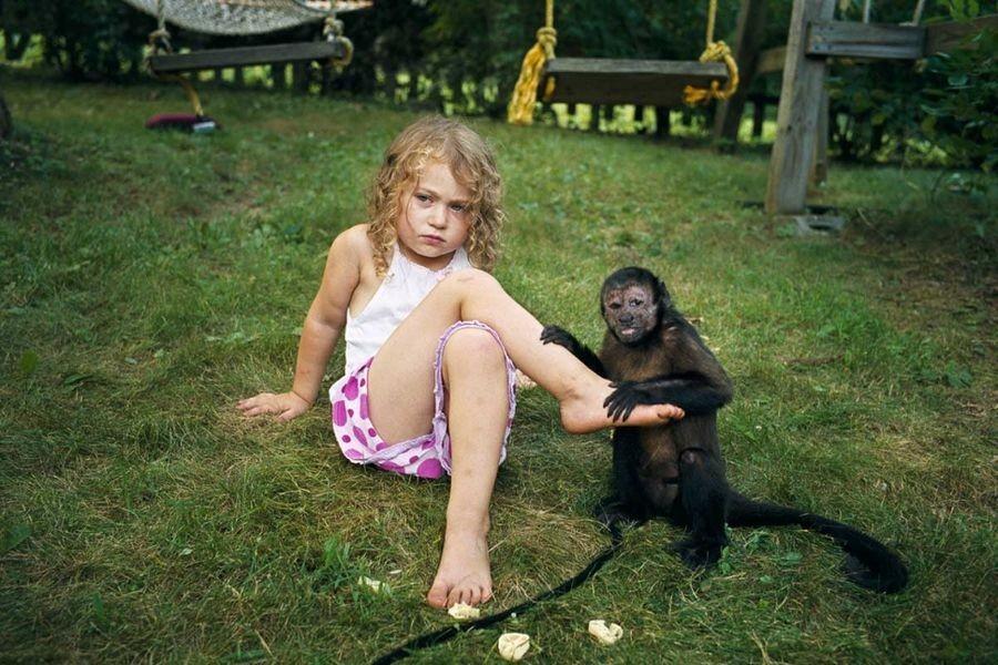 Schwartz04 Мир Амелии   девочка и ее животные