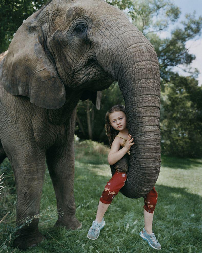 Schwartz06 Мир Амелии   девочка и ее животные